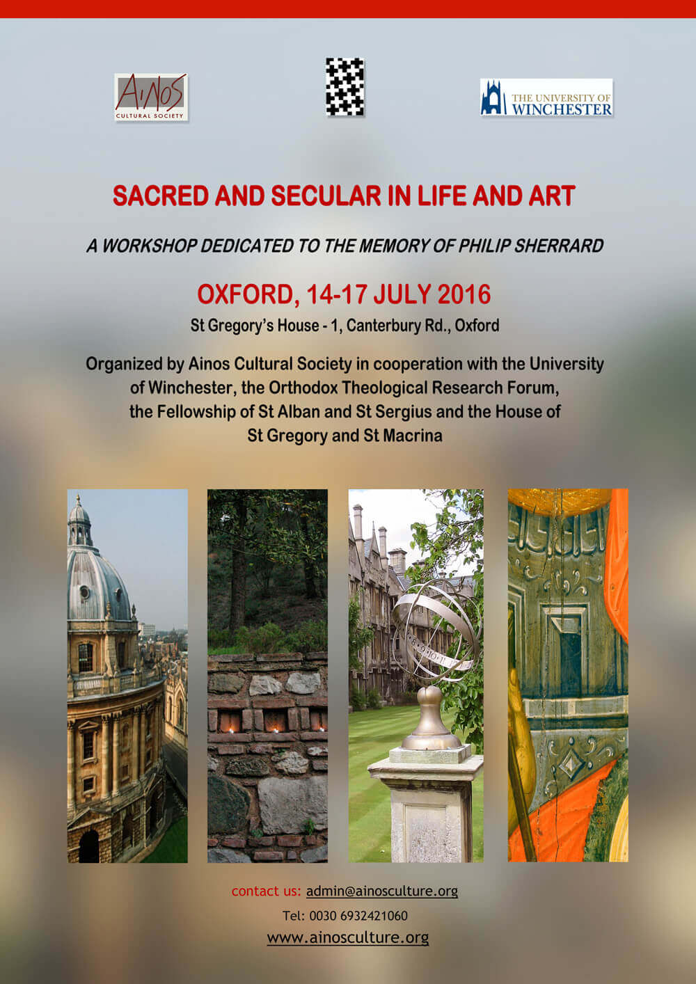 001 FINALE 07_ 06 POSTER OXFORD THE SACRED IN LIFE AND ART 2016